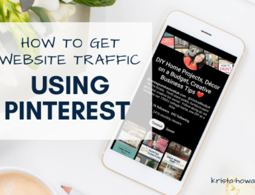How to Get Website Traffic from Pinterest