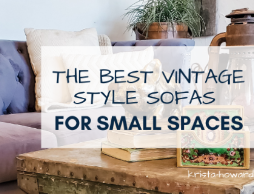 The 9 Best Vintage Style Sofas for Small Spaces