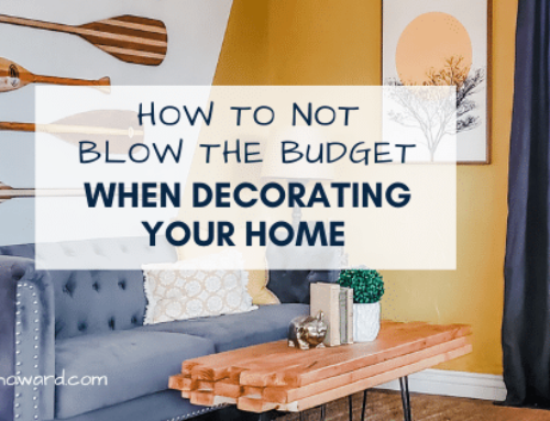 Top 3 Ways to Not Blow the Budget when Decorating Your Room