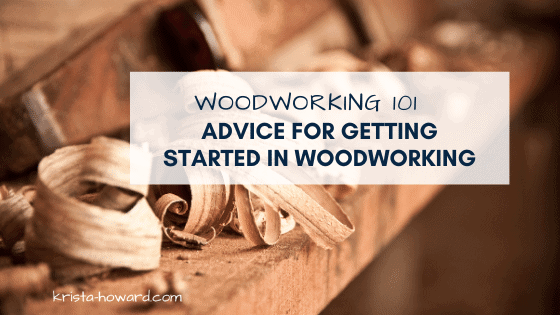 How to Learn Woodworking