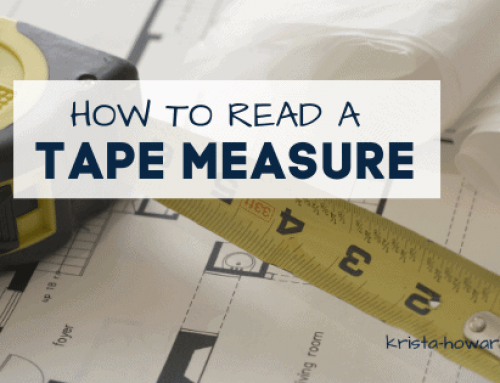 How to Read a Tape Measure: Step by Step Guide