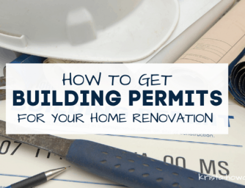How to Get Building Permits for your Home Renovation