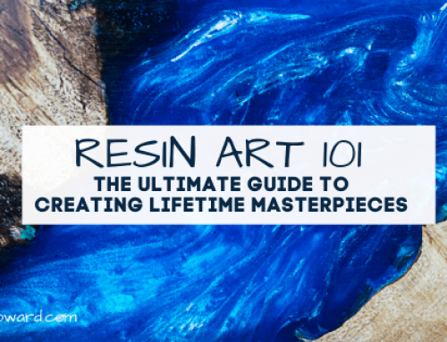 Resin Art 101: The Ultimate Guide to Creating Lifetime Masterpieces
