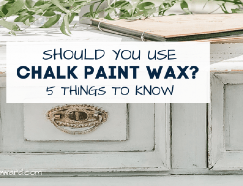 Should You Use Chalk Paint Wax? 5 Things to Know